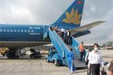 """Các hãng hàng không Việt Nam huỷ nhiều chuyến bay do sân bay Hồng Kông """"thất thủ"""""""