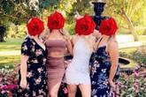 2 cô gái bị chỉ trích gay gắt vì ăn mặc thế này đến đám cưới của bạn