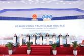 Chính thức khởi công Đại học FLC, mô hình đào tạo toàn diện đầu tiên tại Quảng Ninh