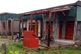 Hà Tĩnh: Lốc xoáy làm tốc mái hàng chục ngôi nhà, 2 người bị thương