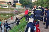 Cháy nhà máy phích nước bóng đèn Rạng Đông gây thiệt hại 150 tỷ đồng
