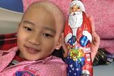 """Nghẹn lòng ước mơ Trung thu có loại thuốc """"được ngủ mãi mãi'""""của cậu bé ung thư"""