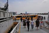 Trải nghiệm tuyến buýt đường sông duy nhất tại Việt Nam