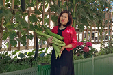 Mẹ Việt ở Czech trồng mướp, bí