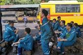 Cháy khí Metan, 5 công nhân ngành than thương vong