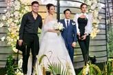 Chúc mừng Cường Đô La - Đàm Thu Trang hậu đám cưới, Kỳ Duyên tự nhận mình là cô gái 'dành cả thanh xuân để chúc phúc cho người ta'