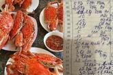 Bữa hải sản 85 triệu, khách than trời, nhà hàng nói không 'chặt chém'