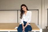 Nàng công sở không lo mặc xấu nếu biết 12 công thức diện áo sơ mi trắng tuyệt xinh từ các mỹ nhân Việt