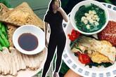 Nấu ăn khoa học, 9X giảm 25kg trong 5 tháng khiến chị em phát cuồng hỏi kinh nghiệm