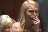 Hot girl xinh đẹp bị nghi sát hại con mới đẻ rồi phi tang bật khóc khi nghe phán quyết cuối cùng của tòa án