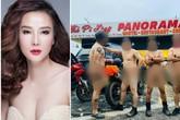 Dương Yến Ngọc: Nhóm người khỏa thân trước nhà nghỉ 7 tầng ở đèo Mã Pí Lèng tra tấn mắt người khác