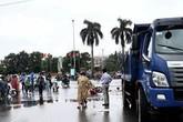 Va chạm với xe tải, nữ nhân viên tiếp thị bia ở Quảng Trị tử vong
