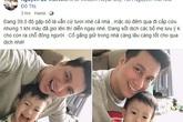 Việt Anh lần đầu công khai khoảnh khắc ở bên con trai sau những lùm xùm liên quan tới việc ly hôn
