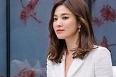 Song Hye Kyo đeo lại nhẫn cưới?