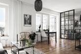Với diện tích căn hộ chỉ vỏn vẹn 34m² bạn vẫn có thể có tổ ấm đáng mơ ước với cách thiết kế siêu thông minh dưới đây