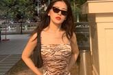 """Chứng minh body chuẩn, dàn mỹ nhân Vbiz diện váy siêu ngắn siêu bó: Chẳng hở mà vẫn hot """"bức người"""""""