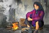 Xa xăm lửa bếp vẫn nồng