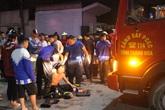Hiện trường vụ cháy kinh hoàng tại tòa nhà Dầu khí khiến 9 người thương vong