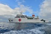 Cận cảnh bệnh viện trên biển hiện đại nhất Việt Nam