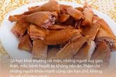 Gà hun khói rất ít dinh dưỡng, chuyên gia cảnh báo những người sau tuyệt đối không nên ăn