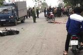 Va chạm ô tô tải, nam sinh lớp 10 tử vong trên đường đi học về
