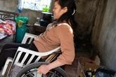 Nghẹn lòng cuộc sống cô độc của người phụ nữ bị bại liệt suốt 20 năm