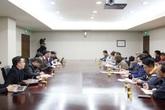 35 công nhân Trung Quốc ở Hà Tĩnh đã trở lại làm việc sau 14 ngày cách ly