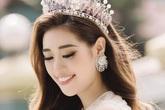 """Hoa hậu Khánh Vân: """"Tôi từng nghĩ mình không hợp với vương miện"""""""