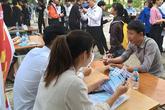 Sự hiệu quả trong phiên giao dịch việc làm lưu động thứ 4 do TTDVVL Thanh Hóa tổ chức năm 2020