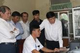Quyền Bộ trưởng Nguyễn Thanh Long thăm và làm việc tại các cơ sở y tế của Hà Tĩnh
