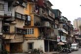 Gần 1.600 hộ dân sống trong các khu chung cư xuống cấp nghiêm trọng ở Hà Nội sẽ phải di dời