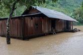 Nhiều địa phương tại Quảng Bình bị cô lập trở lại do mưa lũ