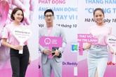 """Dàn sao Việt rạng rỡ đồng hành chiến dịch """"Chung tay vì người phụ nữ tôi yêu"""""""