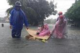 Lũ lớn, Hà Tĩnh lệnh di dời khẩn cấp hơn 45 ngàn người dân