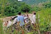 Tai nạn nghiêm trọng khiến 3 giáo viên thương vong ở Nghệ An