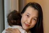 Á hậu Hoàng Oanh: 'Đưa con sang Singapore không phải quyết định liều lĩnh'