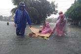 105 người chết, 27 người mất tích do mưa lũ ở miền Trung