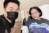 Vợ Dương Khắc Linh sinh đôi con trai