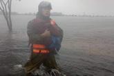 Hà Tĩnh: Nước đã dần rút, người dân cơ bản tiếp cận được các đoàn cứu trợ