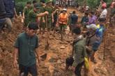 3 người dân mất tích khi đi làm rẫy, nghi bị vùi lấp do sạt lở đất