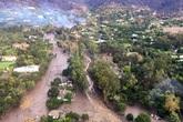 Cảnh tượng 8 ngôi nhà bị cuốn thẳng ra biển cho thấy hiện tượng sạt lở đất mùa mưa lũ đáng sợ đến như thế nào