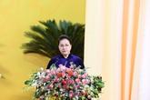 Chủ tịch Quốc hội Nguyễn Thị Kim Ngân dự và chỉ đạo Đại hội tại Thanh Hóa