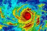 Tin mới nhất về bão số 9: Giật cấp 15 trên đất liền