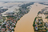 Thuỷ điện Đăk Mi 4 tăng lượng xả lần 2, cảnh báo khẩn cấp lũ đặc biệt lớn trên sông Vu Gia, nguy cơ ngập sâu toàn Hội An và Đà Nẵng