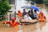 """Thứ trưởng Bộ NN&PTNT: """"Chưa bao giờ trong vòng 20 ngày miền Trung chịu 4 cơn bão"""""""