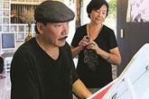 Vợ nhạc sĩ Trần Tiến lên tiếng tình hình sức khỏe của chồng