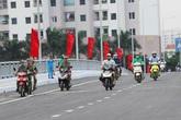 Hàng loạt công trình giao thông về đích sớm, chào mừng 1.010 năm Thăng Long - Hà Nội