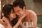 Thảo Trang và chồng trẻ chụp ảnh cưới ở Đà Lạt