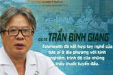 Telehealth và trăn trở từ 15 năm trước của Giám đốc Bệnh viện Việt Đức