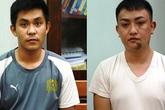 Hai gã trai chuyên cướp giật tài sản của phụ nữ bị bắt
